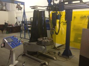 Plasmatech has the newest, state-of-the-art, CNC Plasma Welding Equipment